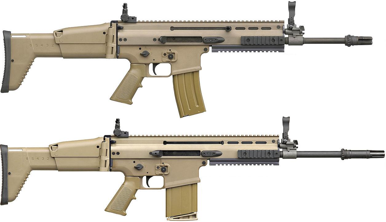 Belgium 'FN SCAR-H' (1999 - ????)
