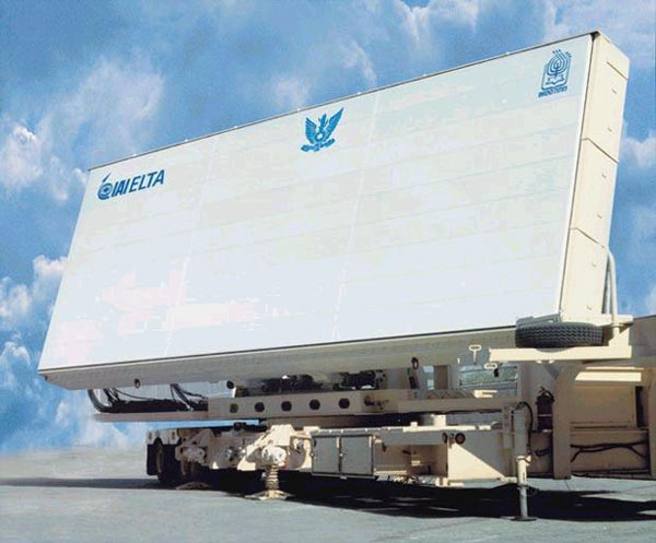EL/M-2080 'Green Pine' Radar (400 M) 