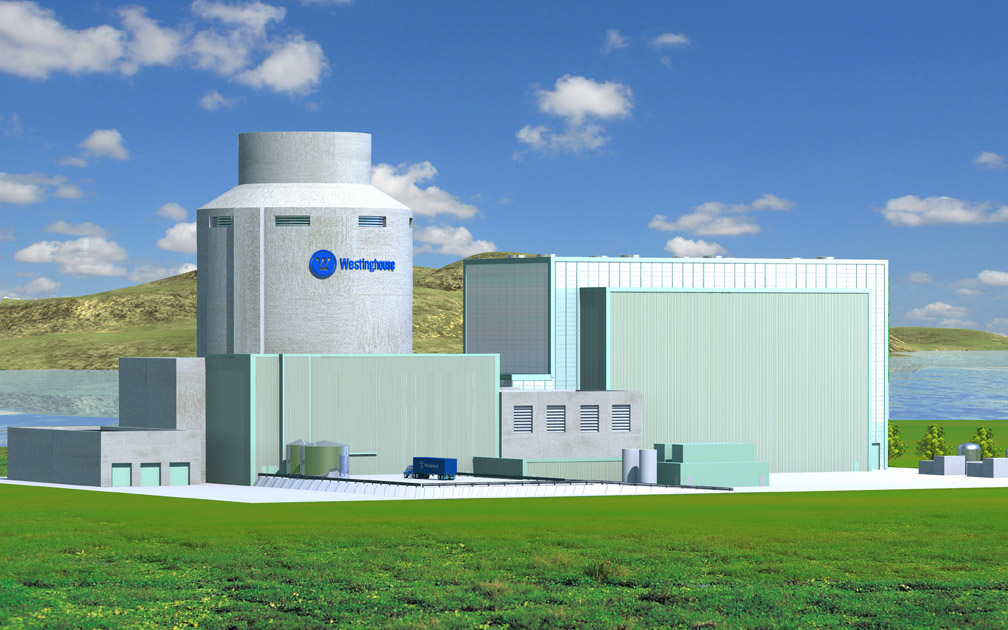 GE's Westinghouse 1200 Reactor  